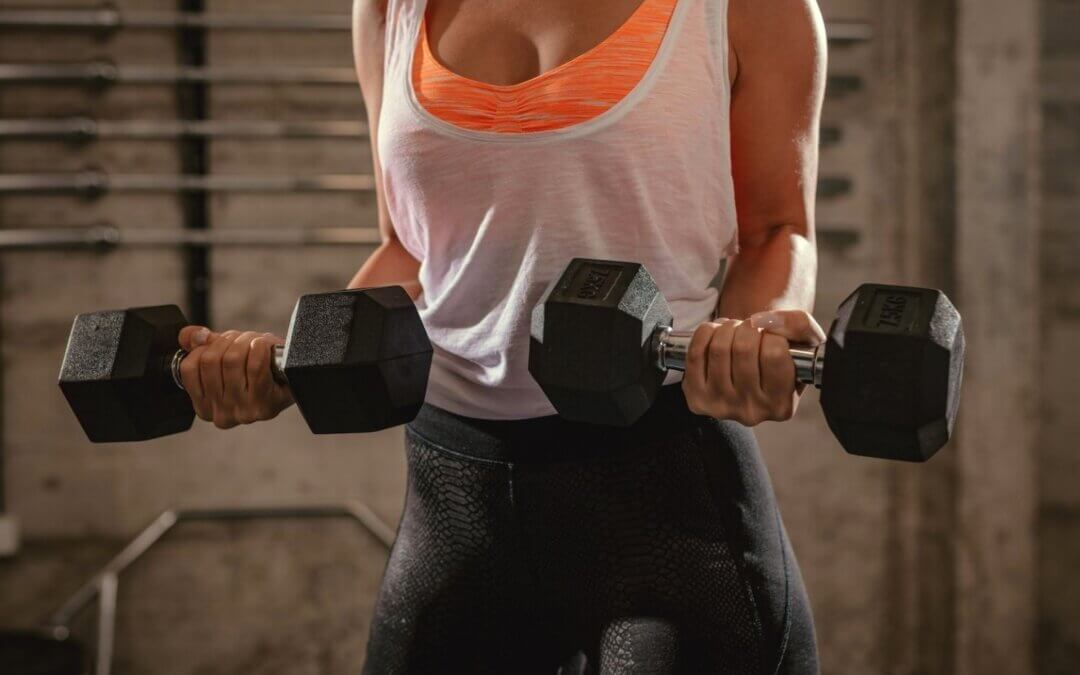 Four Great Moves For Firmer Arms